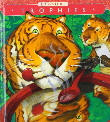 9780153224744: Trophies: Student Edition Grade 2 Just for You 2003