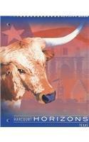 9780153225987: Harcourt School Publishers Horizons Texas: Activity Book Grade 4