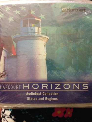 Harcourt School Publishers Horizons: Te Act Bk: HARCOURT SCHOOL PUBLISHERS