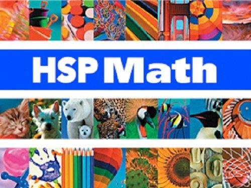 9780153227929: Harcourt School Publishers Math: (1)Schedule Cd-Rom Package Hets Grade 4