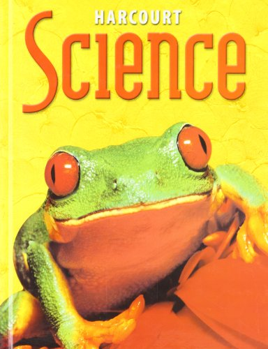 9780153229190: Harcourt School Publishers Science: Student Edition Grade 2 2002