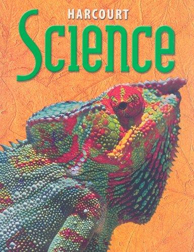 9780153229220: Harcourt Science (Level 5)