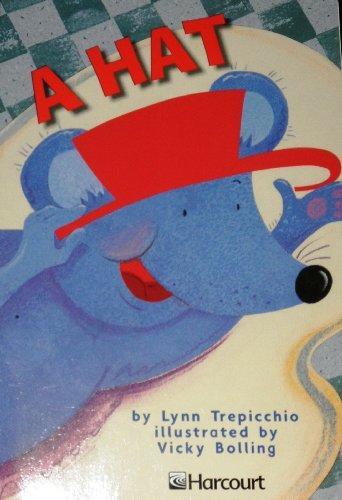 9780153229398: Harcourt School Publishersl: A Hat - Emergent Reader