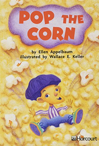 9780153229787: Harcourt School Publishers Trophies: On Level Individual Reader Grade 1 Pop The Corn