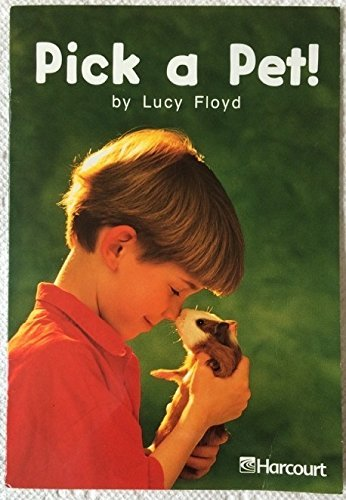 9780153229794: Harcourt School Publishers Trophies: On Level Individual Reader Grade 1 Pick A Pet