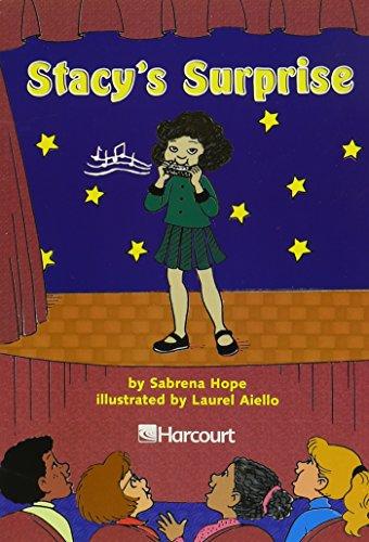 Stacy's Surprise: Below Level Individual Reader Grade 3: Hope, Sabrena