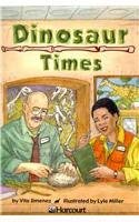 9780153231698: Harcourt School Publishers Trophies: On Level Individual Reader Grade 3 Dinosaur Times