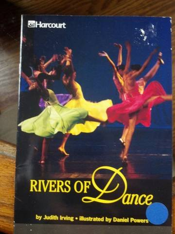 9780153233609: Harcourt School Publishers Trophies: On Level Individual Reader Grade 5 Rivers of Dance