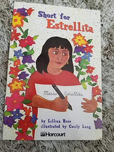 9780153233944: Harcourt School Publishers Trophies: Advanced-Level Grade 5 Short for Estrallita (Trophies 03)
