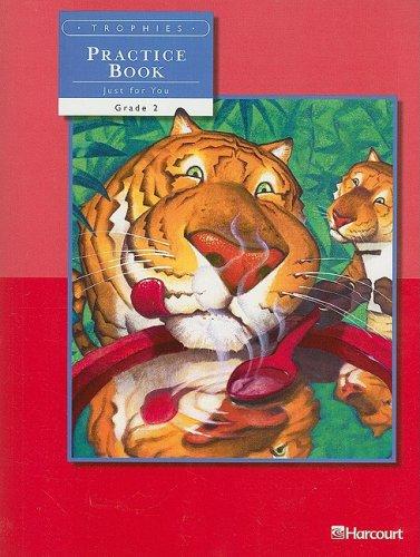 9780153235108: Trophies: Practice Book Grade 2-1