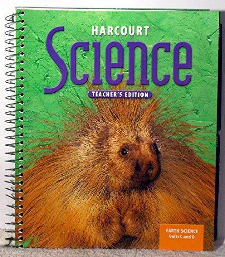 9780153236907: Harcourt Science: Teacher's Edition Vol 2 Earth Grade 3 2002
