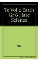 9780153237027: Harcourt Science, Grade 6, Vol.2: Earth Science, Units C and D, Teacher's Edition