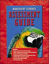 9780153237089: Harcourt Science : Assessment Guide