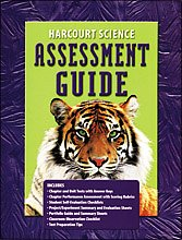 9780153237102: Assessment Guide: Grade 6 - Units A-F (Harcourt Science)