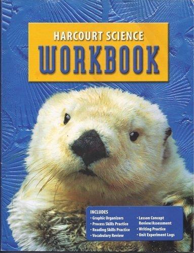 9780153237119: Harcourt Science Workbook, Grade 1