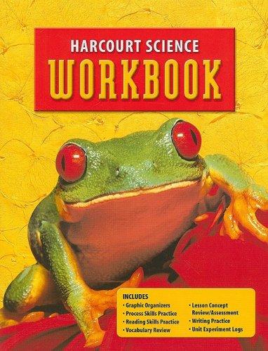 9780153237126: Harcourt Science Workbook