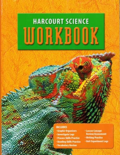 9780153237157: Harcourt Science: Student Edition Workbook Grade 5