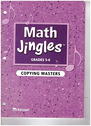 Math Jingles Copying Masters Gades 5-6: None