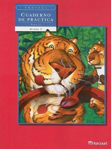 9780153237973: Cuaderno de practica: Para ti, Grado 2 (Trofeos) (Spanish Edition)