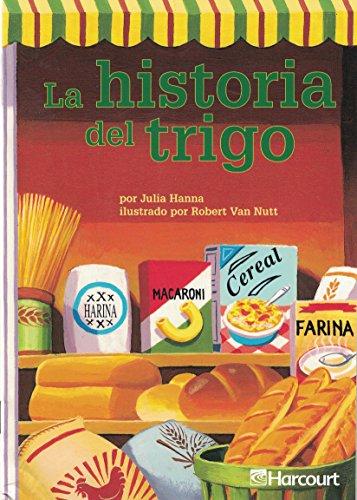 9780153241963: Harcourt School Publishers Trofeos: Advanced-Level Grade 4 La Historia (Spanish Edition)