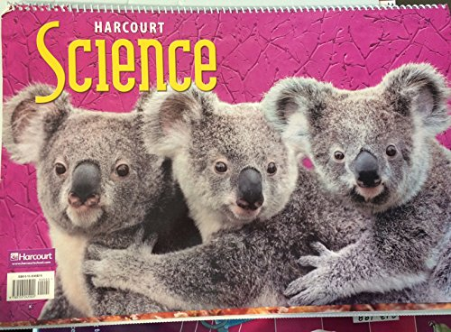 9780153245022: Harcourt Science: Big Book Grade K