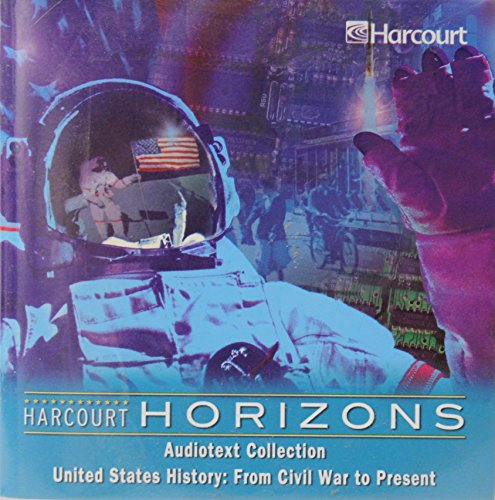 9780153245213: Horizons: Audiotext Collection - United States History, From Civil War to Present (16 CD)