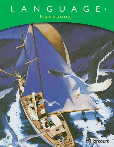 9780153250675: Language Handbook Harcourt Trophies Grade 5