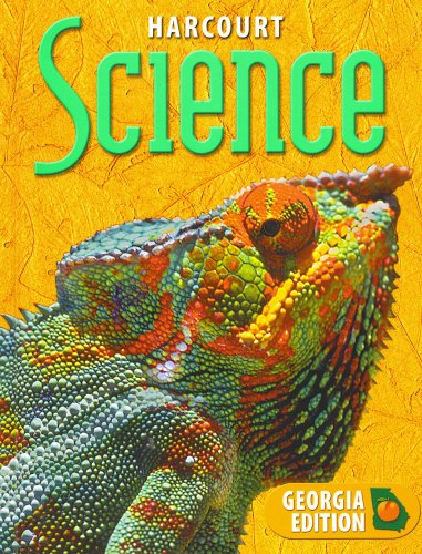 9780153252242: Harcourt Science; Georgia Edition by Marjorie Slavick Frank (2002) Hardcover