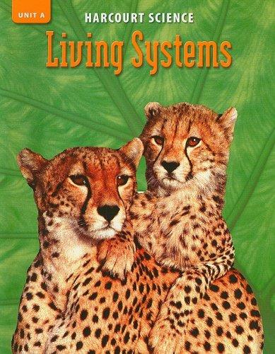 9780153253898: Harcourt Science: Unit Books:Unit A Grade 5 2002