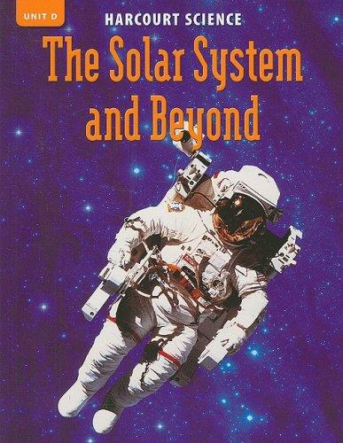 Harcourt School Publishers Science: Unit Books:Unit D: HARCOURT SCHOOL PUBLISHERS