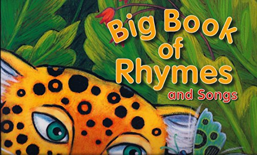 Trophies: Big Book of Rhymes and Songs: HARCOURT SCHOOL PUBLISHERS