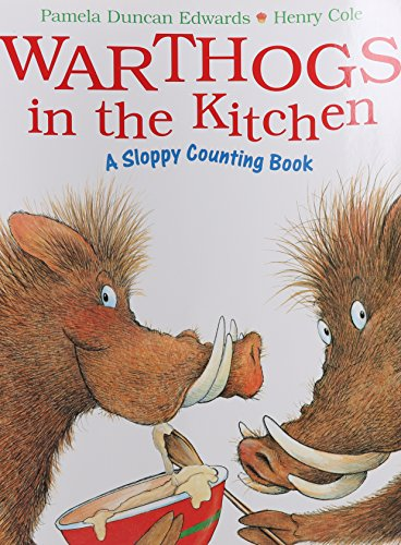 9780153254437: Trophies: Big Book Grade K Warthogs in the Kitchen