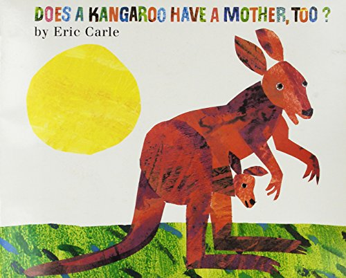 9780153254451: Harcourt School Publishers Trophies: Big Book Grade K Does a Kangaroo Mother