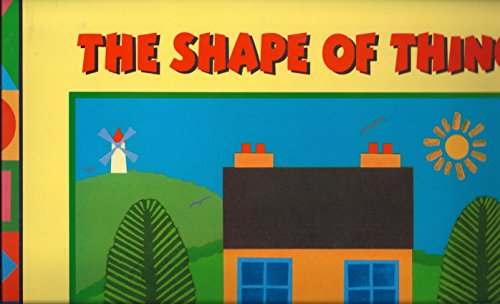 9780153254468: Harcourt School Publishers Trophies: Big Bk:The ShaStudent Edition Of Things Grade K The Shape Of Things