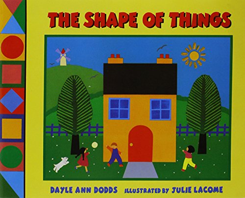 9780153254512: Harcourt School Publishers Trophies: Little Book Grade K The Shape Of Things