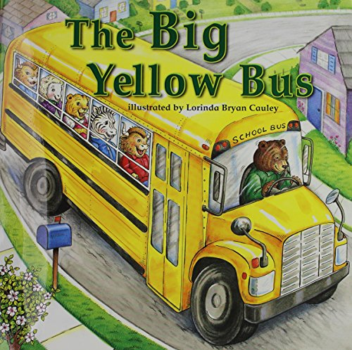 9780153254529: Harcourt School Publishers Trophies: Little Book Grade K the Big Yellow Bus