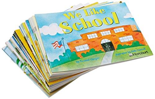 9780153254680: Trophies: Independent Reader Collection (35 titles) Grade K