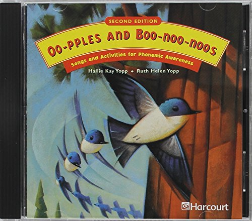 9780153257889: Harcourt School Publishers Trophies: Oo-Pples/Boo-Noo-Noos Cd 2Nd Ed I