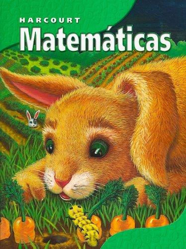 9780153258114: Harcourt Matematicas, Grade 1 (Matematicas 02 Y012)