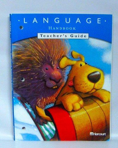 9780153261602: Trophies: Language Handbook (Grade 1) Teacher's Guide