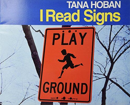 9780153264689: I Read Signs Big Book Grade K: Harcourt School Publishers Trophies