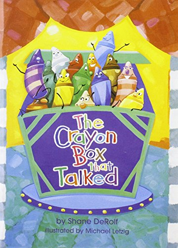 9780153265273: The Crayon Box That Talked