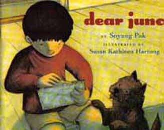 9780153265280: Harcourt School Publishers Trophies: Library Book Grade K Dear Juno