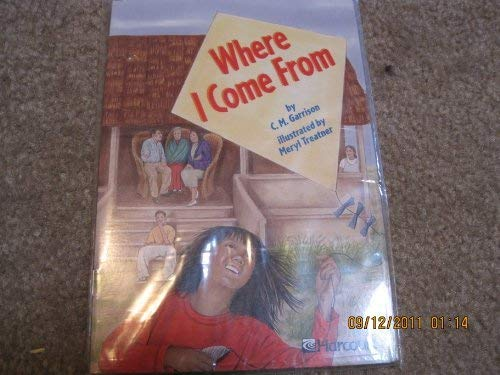 9780153278754: Harcourt School Publishers Trophies: ELL Reader Grade 6 Where I Come From