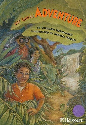 9780153278952: My Great Adventure, Grade 6: Harcourt School Publishers Trophies
