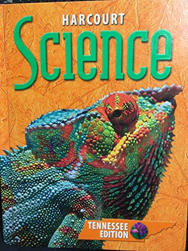 9780153280306: Harcourt Science, Grade 5: Tennessee Edition