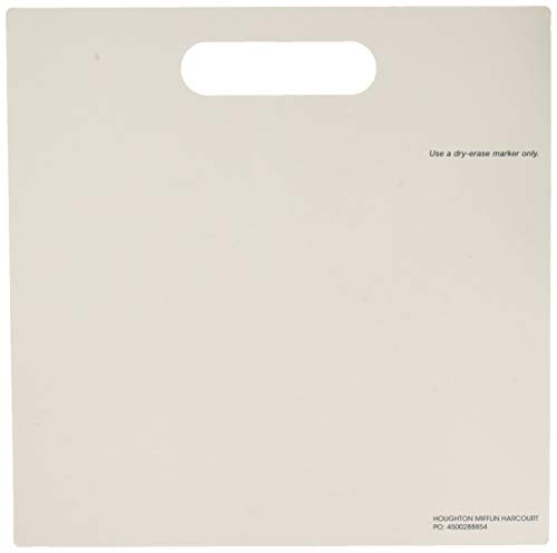 9780153293306: Trophies: Dry-erase Board Individually Grades 1-5