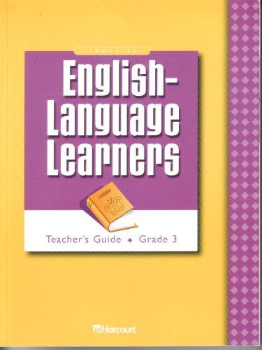 9780153293368: Teacher's guide English-Language Learners Grade 3 Trophies