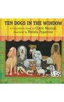 9780153293504: Ten Dogs the Window, Little Book Grade 1: Harcourt School Publishers Trophies