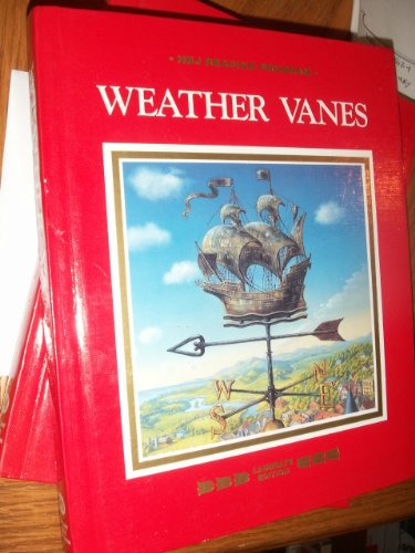 9780153300233: Weather Vanes (HBJ Reading Program)